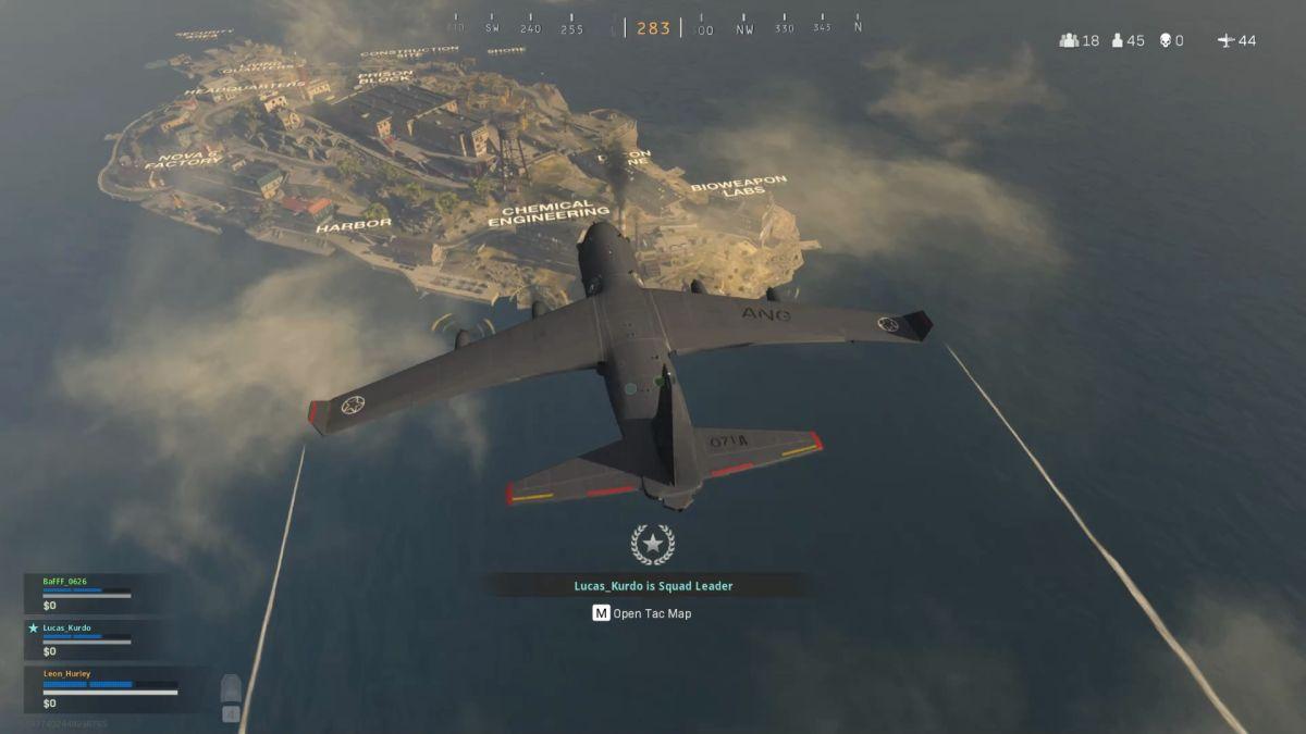 Call of Duty: Warzone Rebirth Island is a scarily accurate replica of Alcatraz