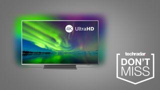 cheap 4K TV deals sales cheap price Philips Ambilight