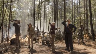 """The Walking Dead season 10 premiere review: """"A bold, cinematic re-introduction to the show"""""""