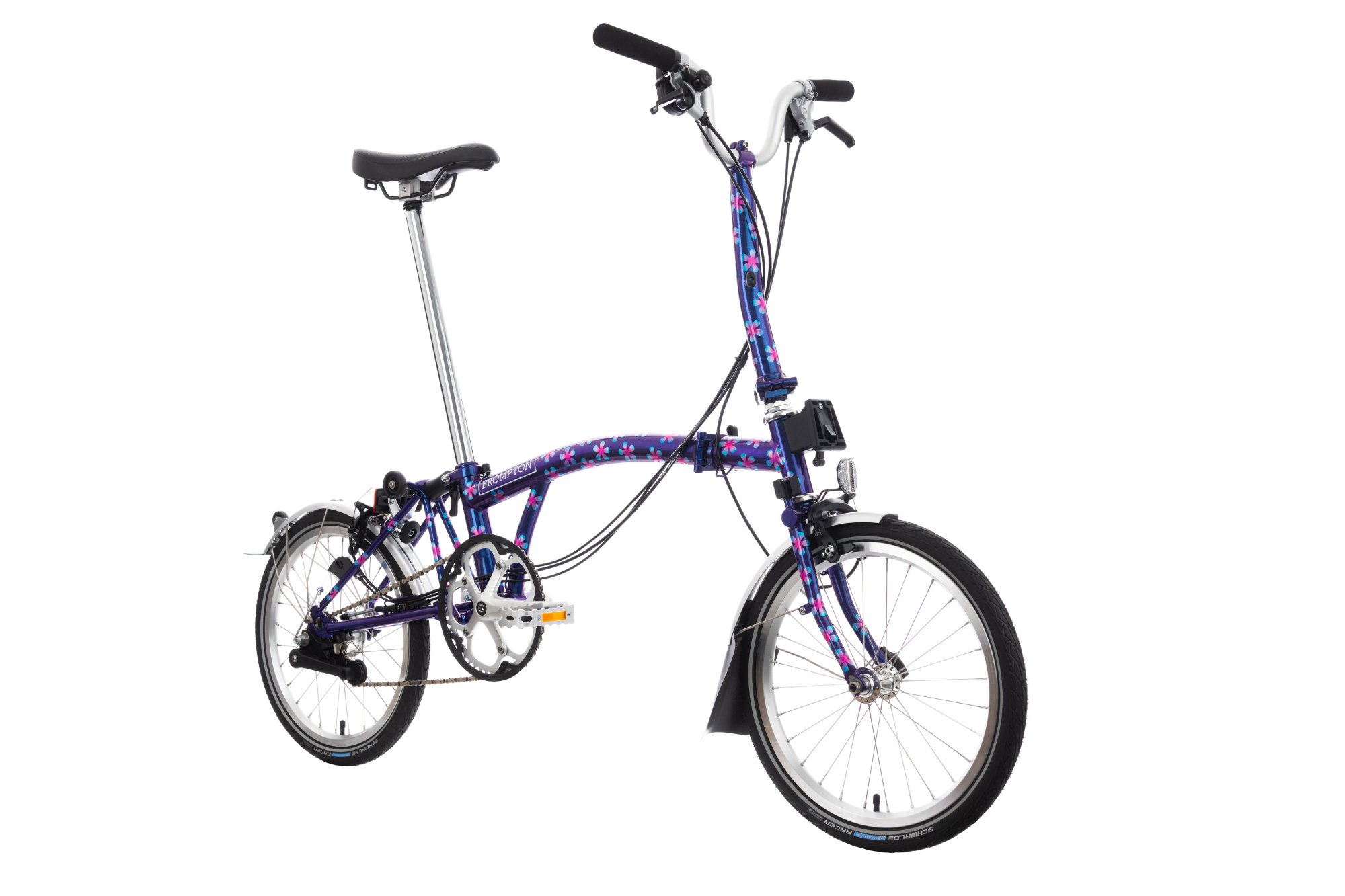 Custom Bromptons auctioned for charity: Dinosaur Jr.