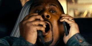 Martin Lawrence driving through mall in Bad Boys For Life trailer