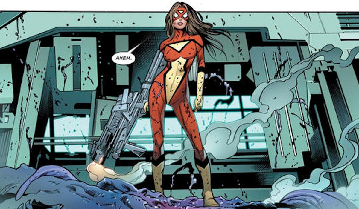 Jessica Drew Spider-Woman