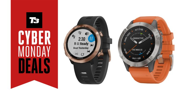 Cyber Monday Garmin watch deals