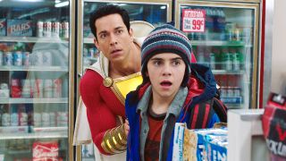 An image from Shazam!