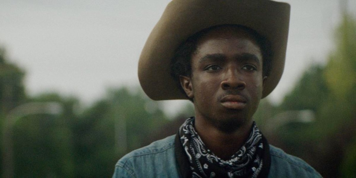 Caleb McLaughlin in Concrete Cowboy