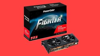 PowerColor Radeon RX 6700 Fighter