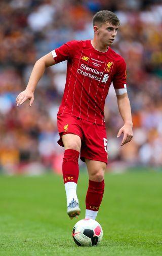Bradford City v Liverpool – Pre-Season Friendly – Utilita Energy Stadium