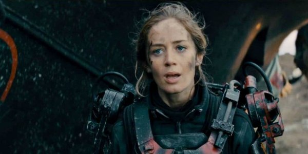 Why Emily Blunt Is Hesitant About Making Edge Of Tomorrow 2