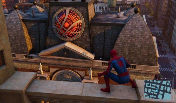The Sanctum Sanctorum in Marvel's Spider-Man
