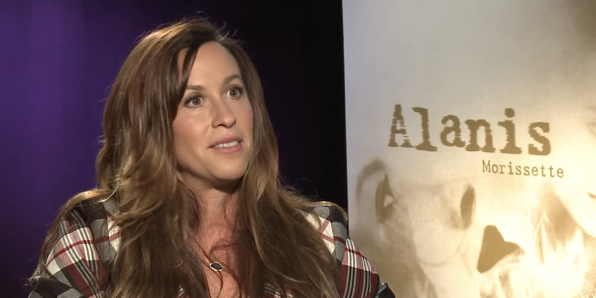 Alanis Morissette Slams The HBO Documentary About The Making Of Her Iconic Album Jagged Little Pill