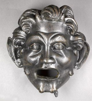 bronze-mask-pan