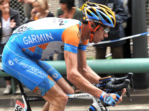 David Millar, Tour de France 2009, stage 6