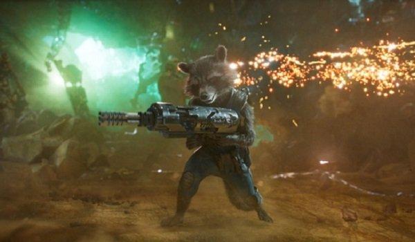 Rocket Raccoon Bradley Cooper Avengers: Infinity War