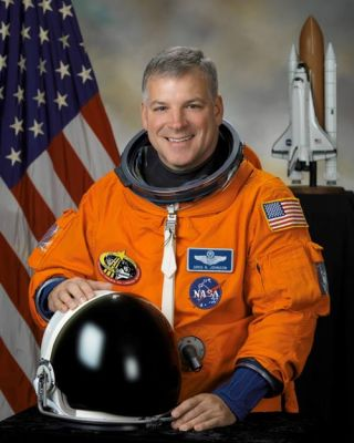 STS-123 Pilot: Gregory H. Johnson