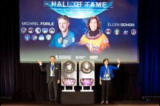 astronaut hall of fame foale ochoa