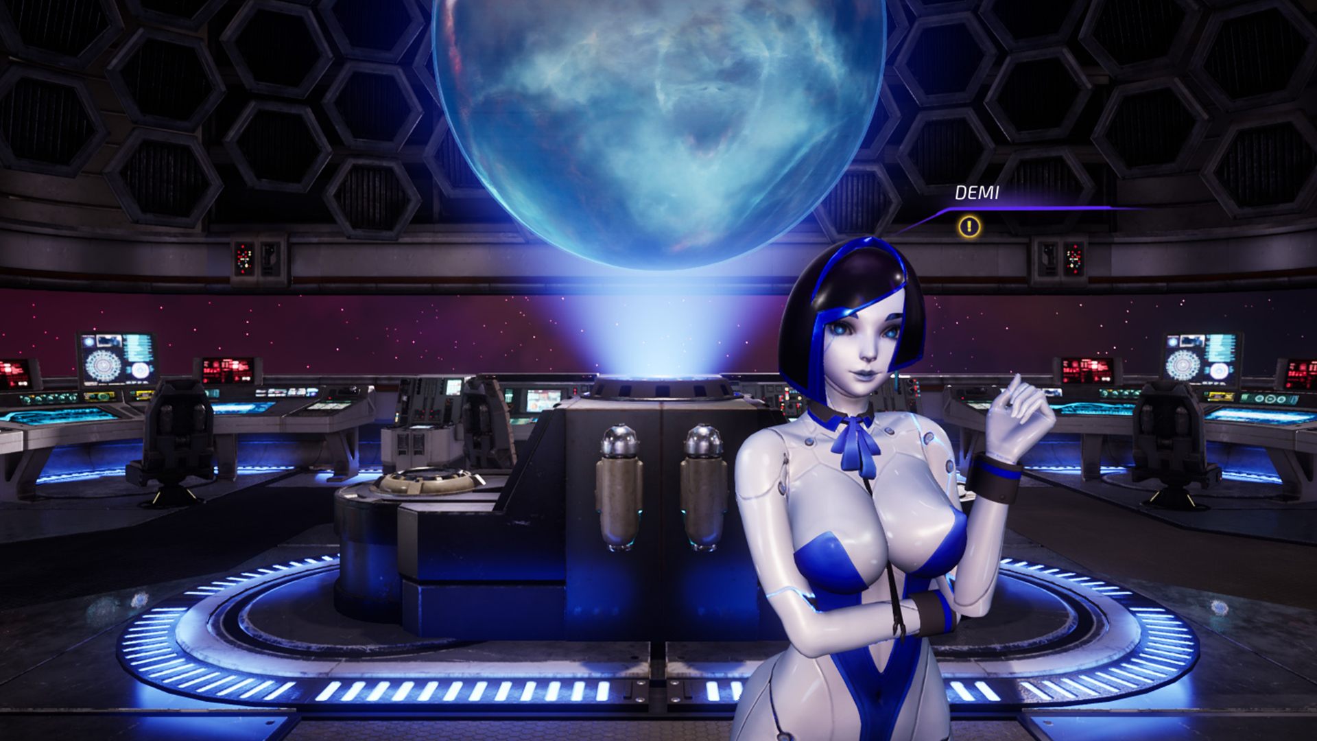 A Kickstarter for a game that's basically hentai Mass Effect has raised over a million dollars | PC Gamer