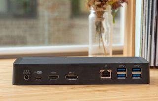 Estación de acoplamiento universal USB-C y USB 3.0 Kensington SD4700P