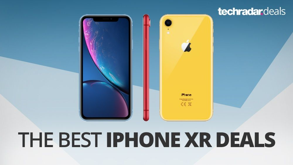 4 iphone xr deal the best iphone xr deals in march 2019 techradar