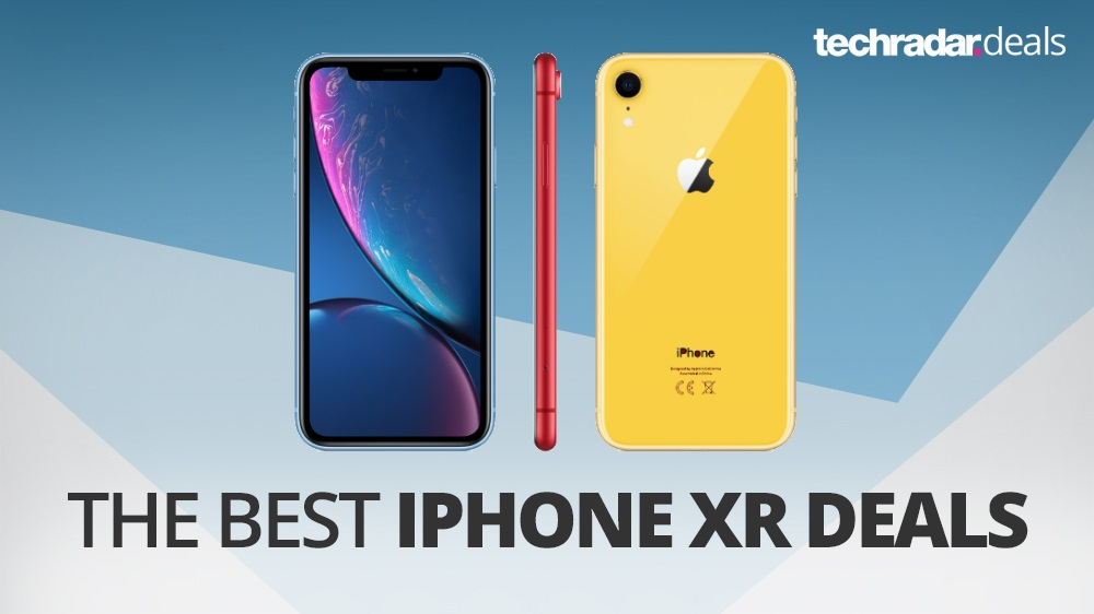 d2e9e5c71bb The best iPhone XR deals in April 2019