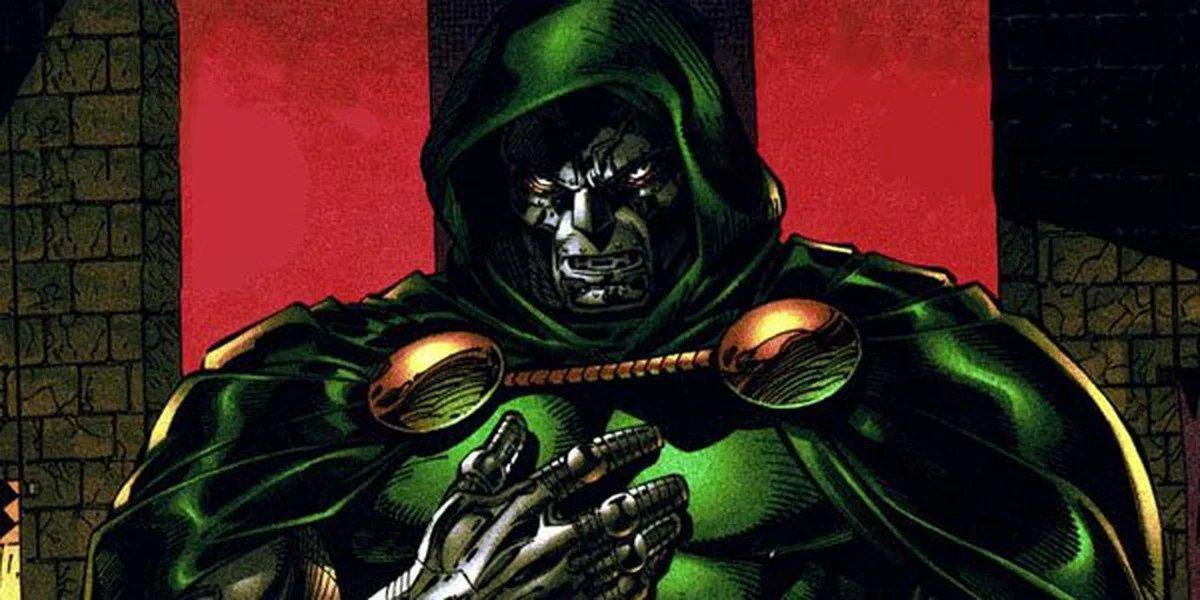 Victor von Doom is Doctor Doom