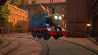 Thomas the Tank Engine in Kingdom Hearts 3