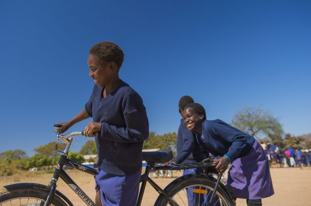 Ride from Zambia to Zimbabwe to raise funds for World Bicycle Relief - Cycling Weekly