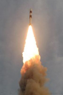 India Launches New Satellite to Study Earth's Oceans