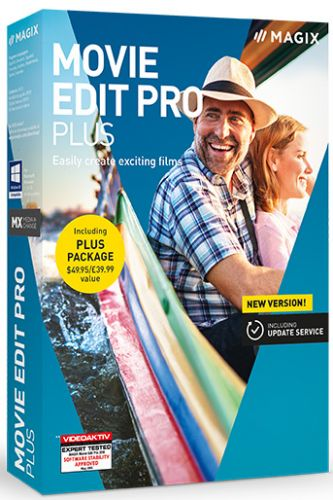 MAGIX Movie Edit Pro Plus Review - Pros, Cons and Verdict