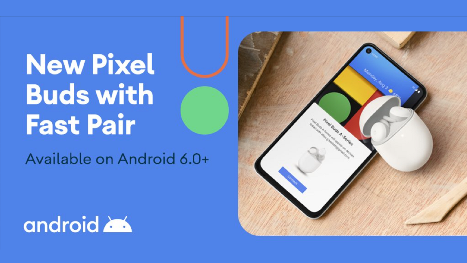 <p>Google Pixel Buds A-Series Unintentionally revealed in official tweet thumbnail