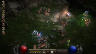 Diablo 2: Resurrected action