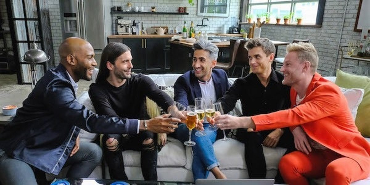 The Queer Eye Cast