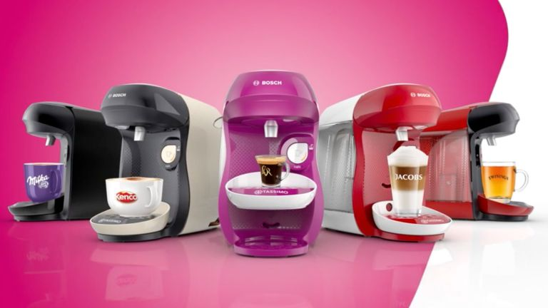 Bosch Tassimo Happy TAS1002GB coffee machine review