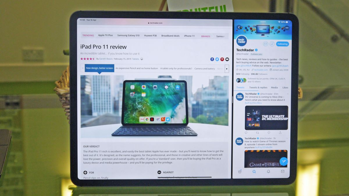 How to use split screen mode on iPhone and iPad