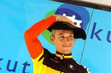 Philippe Gilbert (Omega Pharma-Lotto) won the Clasica San Sebastian for the first time.