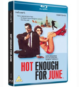 Hot Enough for June cover
