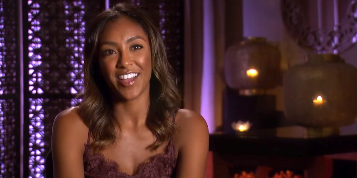 tayshia adams the bachelor 2019 abc