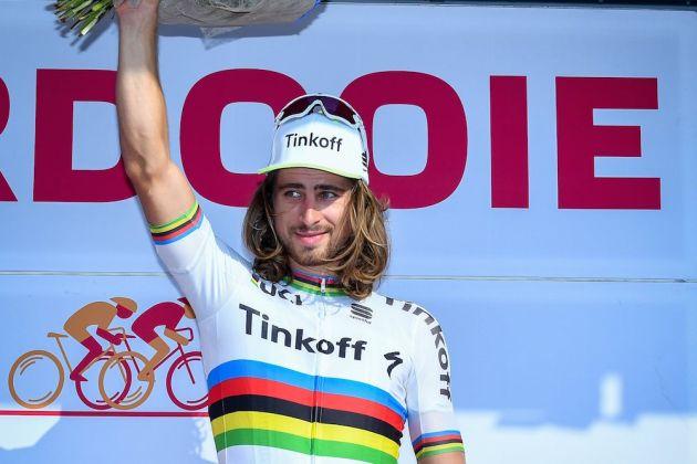 Sagan retains men's world championship road race title