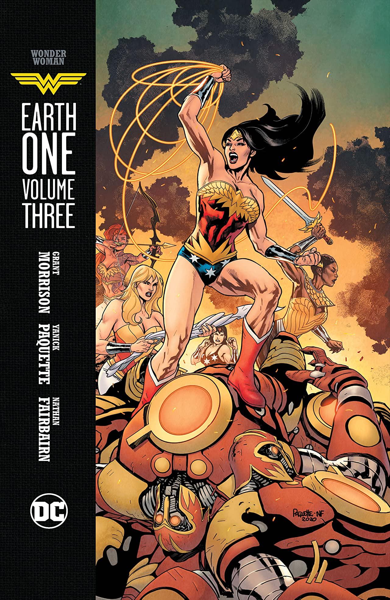 Wonder Woman After Credit