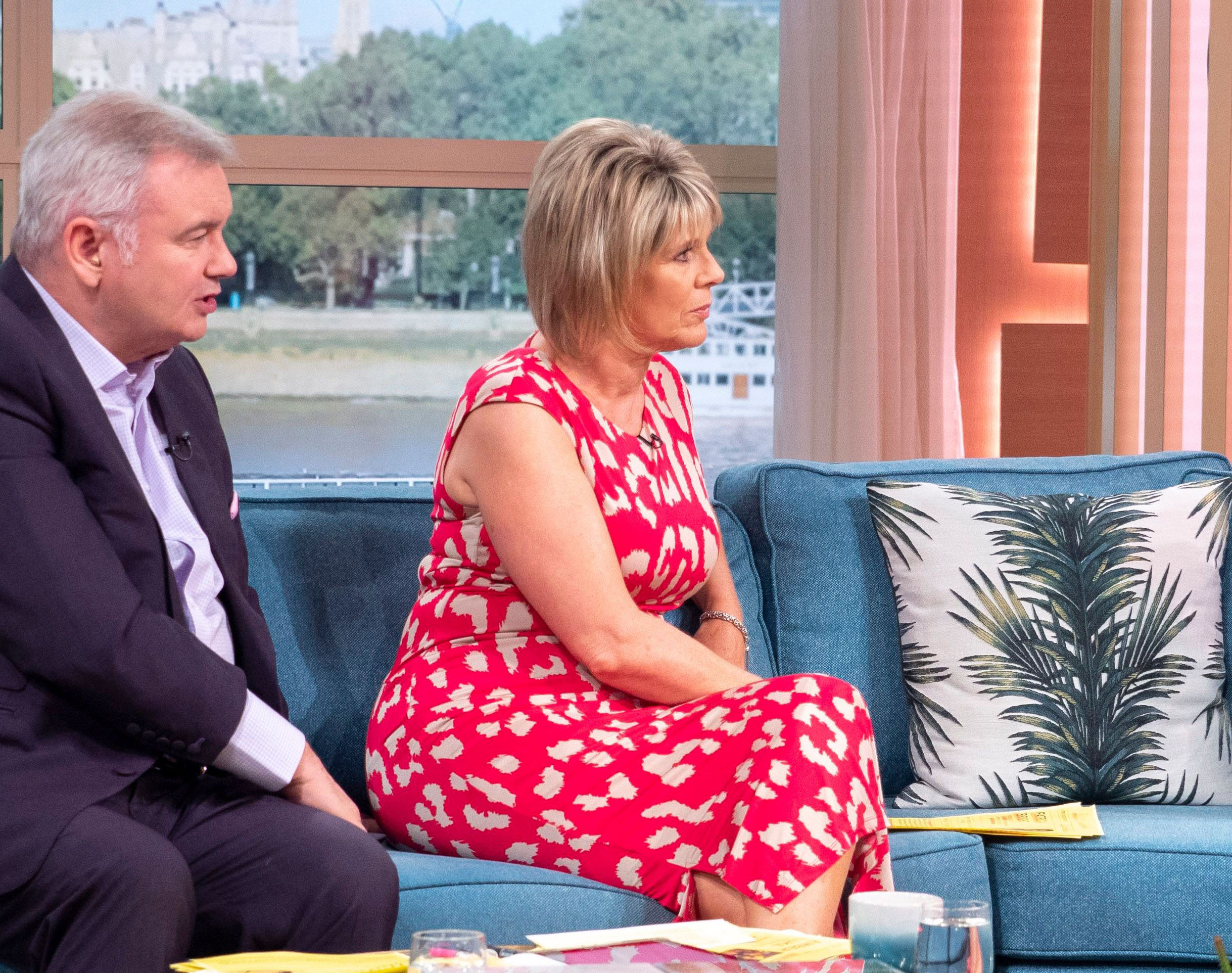 Ruth Langsford stuns in gorgeous summer dress from Catherine Middleton's favourite designer