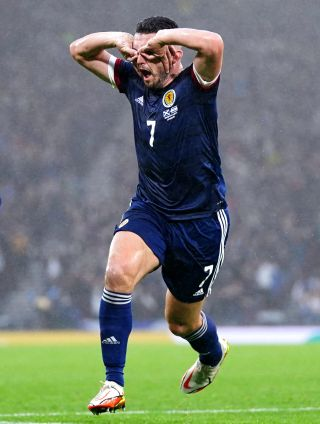 Scotland v Israel – FIFA World Cup 2022 – European Qualifying – Group F – Hampden Park