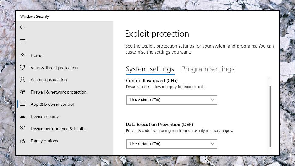 Exploit Protection