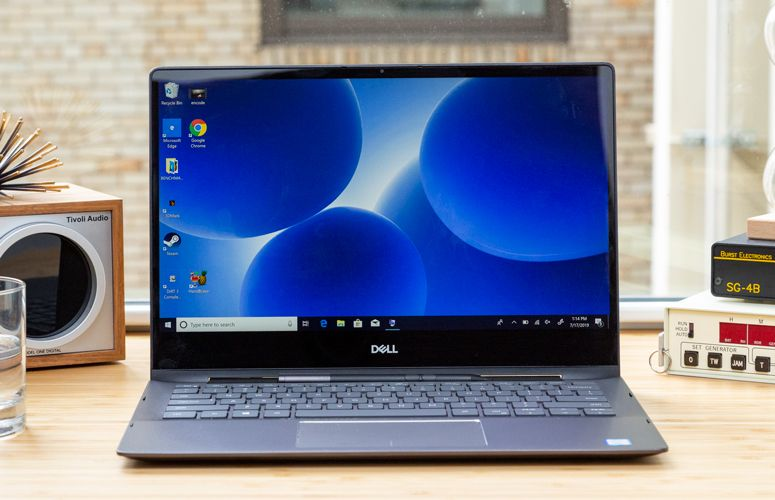 Dell Inspiron 13 7000 2 In 1 Black Edition 7390 Review Laptop Mag