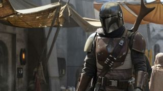 The first image from The Mandalorian, the new Star Wars TV show