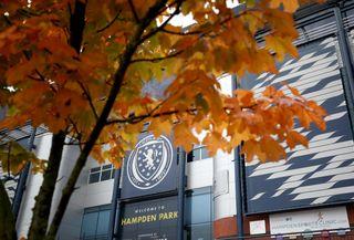 Scotland Press Conference – Hampden Park