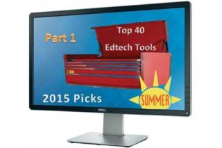 Forty Educational Websites For Your Summer 2015 Toolkit, Part 1
