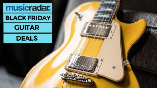 Black Friday guitar deals: make huge savings on guitars, effects pedals, guitar amps, accessories and more