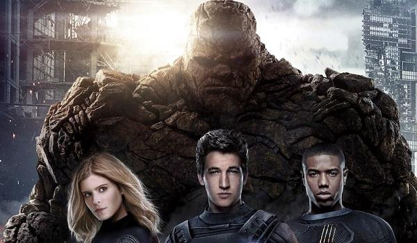 Fantastic Four 2015 Lineup