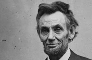 Abraham Lincoln, history, slavery