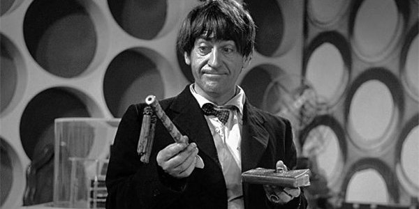 doctor who second doctor patrick troughton