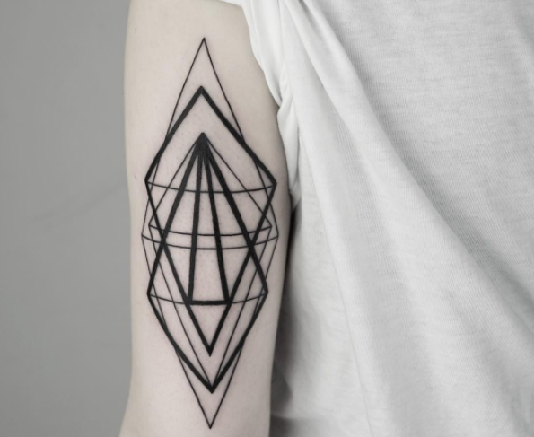 Prisms tattoo